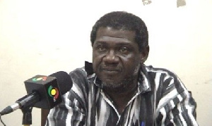 Former NACOB boss, Akrasi Sarpong