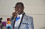 Prof. Samuel Ato Duncan, CEO of COA FS Herbal Centre