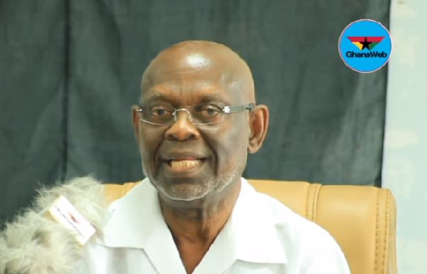 Former Minister of Finance and Economic Planning , Professor Kwesi Botchwey