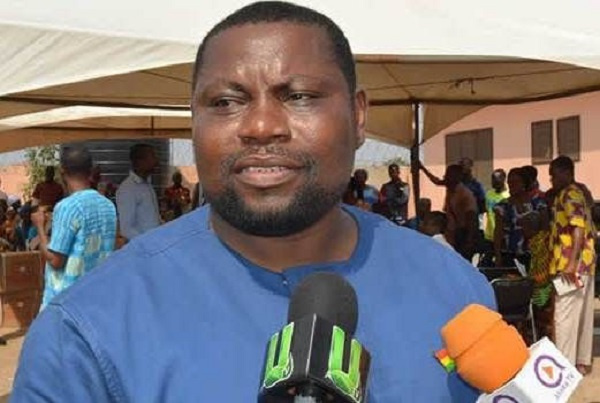 DCE appeals for GRA and SSNIT offices in Ningo-Prampram