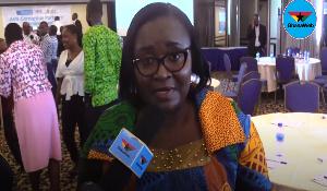 Linda Ofori-Kwafo, Executive Director of GII