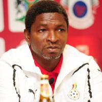 Asante Kotoko head coach, Maxwell Konadu