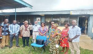 Mampong School