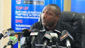 John Boadu Press  Confab