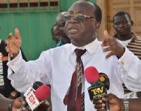 Freddie Blay - NPP first Vice-Chairman