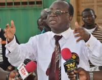 Mr. Freddie Blay, NPP Ag. Chairman
