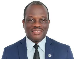 President Of IIA Ghana, Daniel Kofi Quampah 5