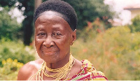 The late Asantehemaa  reigned for 39 years