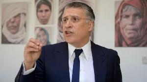 Tunisian opposition leader, Nabil Karoui