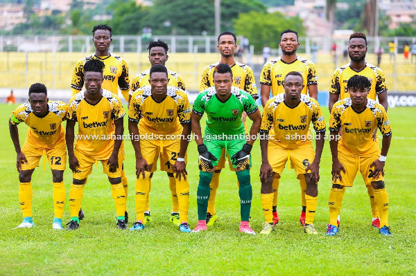Amos Addai striker late as Ashgold beats Hearts of Oak 1-0