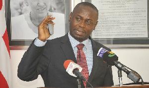 Eric Osei Assibey Senior Economist