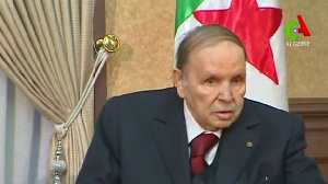 The late Abdul Aziz Bouteflika was forced to resign in 2019 after mass protests