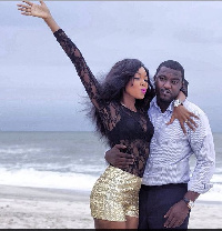 Dumelo and Yvonne Nelson
