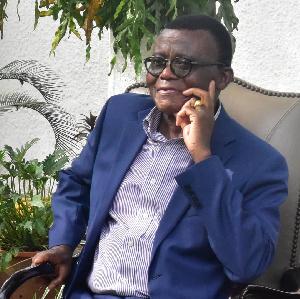 Governance Expert, Prof. Baffuor Agyeman Duah