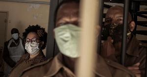 South Africa Coronavirus 2