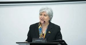 US Ambassador To Ghana, Stephanie S. Sullivan