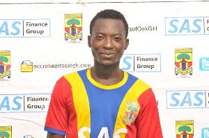 Kofi Abanga Retirement