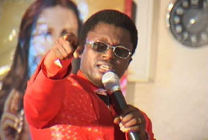 Founder of Ebenezer Miracle Worship Center, Opambour