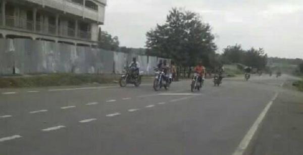Confusion rocks Akanu Border Post as smuggler mysteriously crosses border into Togo