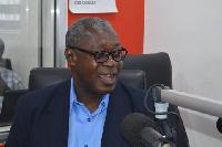 Prof. Agyeman Badu Akosa