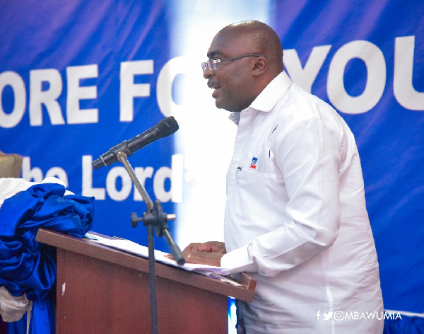 We don't need Bawumia to debate JM's running mate – NPP