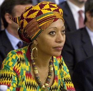 Samia Nkrumah, CPP