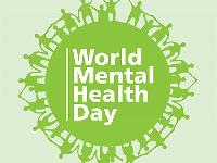 Today marks World Mental Health Day