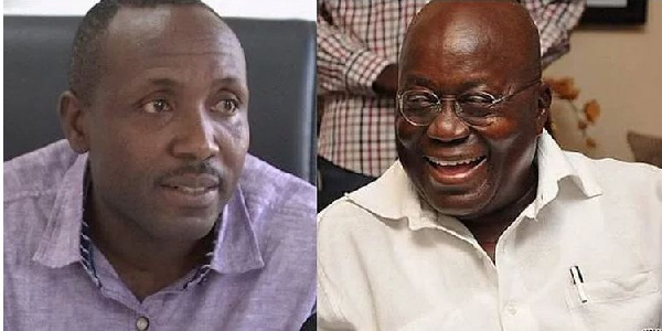 No. 1 position on the ballot God-favoured for Akufo-Addo – John Boadu