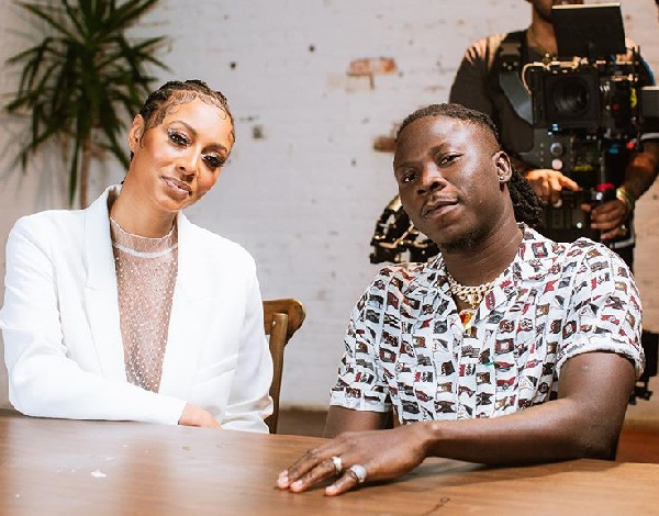 Stonebwoy enters Billboard's charts for the second time