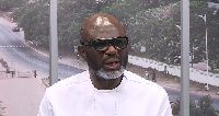 GUTA President Dr Joseph Obeng
