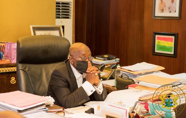 Akufo-Addo's mandate upheld by apex court