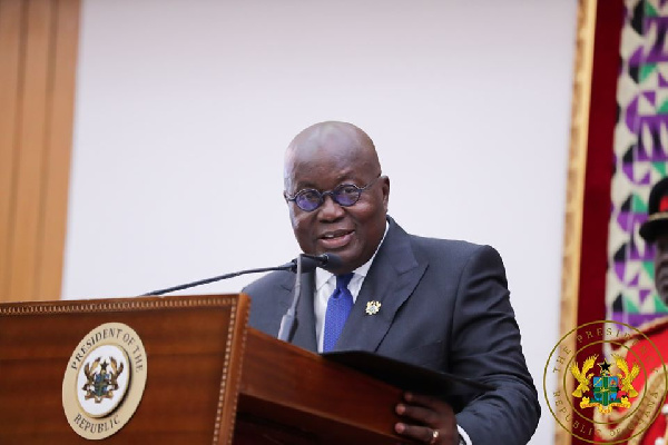 Akufo-Addo sympathizes with Chinese over Coronavirus outbreak