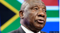 The President of South Africa, Cyril Ramaphosa