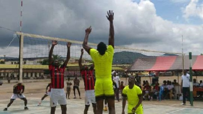 Okere United Way were defeated by Bridge Spikers