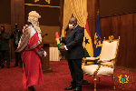 'Be honest' - Akufo-Addo swears in six Court of Appeal justices
