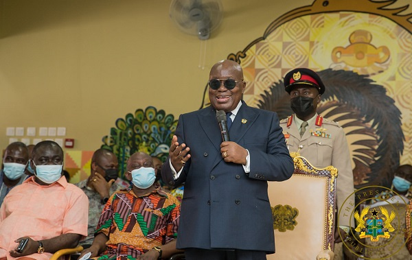 March towards a 'Ghana beyond aid' still on - Akufo-Addo