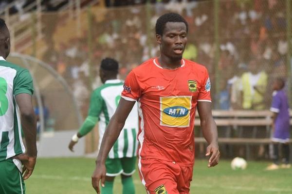 Former Asante Kotoko forward Abdul Fatawu Safiu