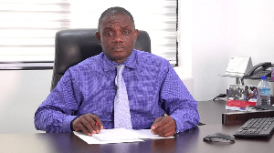 Dr. Sylvester Yaw Oppong, CEO of IMaH