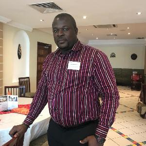 Senior Lecturer At The  Kumasi Technical University, Dr Alfred Owusu