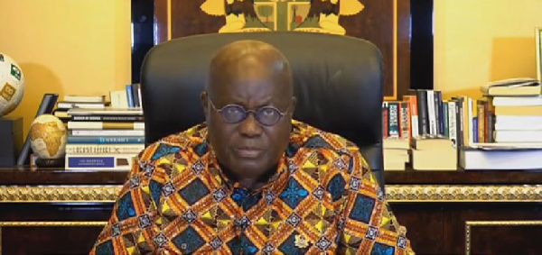 Akufo-Addo touts achievements in agric sector; calls for the consumption of local rice