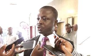Tweneboah Kodua Boakye, Executive Secretary to the Ghana Association of Savings and Loans Companies