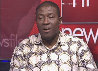 Nana Akomea, Managing Director,  State Transport Company