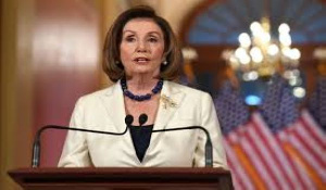 House Speaker Nancy Pelosi -