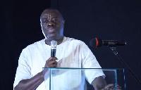 Ibrahim Awal Mohammed, Minister for Business Development