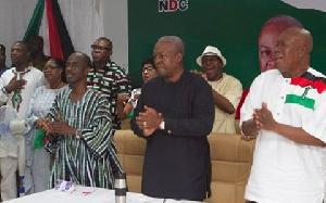 Ndc Members Executives 1