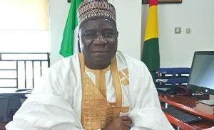 Nigeria High Commissioner to Ghana, Olufemi Michael Abikoye