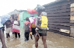 Kumasi flood - File photo