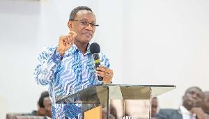 Apostle Alexander Nana Yaw Kumi Larbi