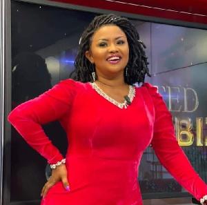 Ghanaian actress, Nana Ama McBrown