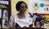 Professor Akosua Adoma Perbi